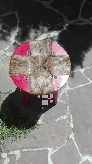 Taburete / tamburet