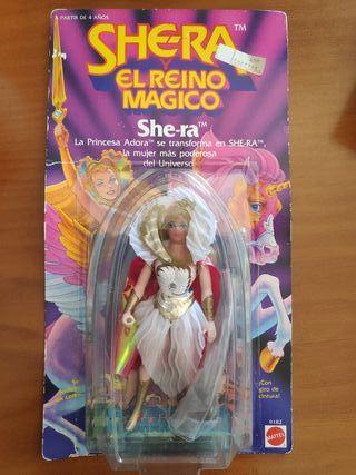 She-Ra Motu Masters del Universo