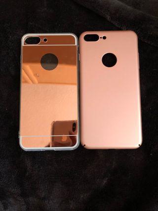 Vendo fundas iPhone 7 y 8 plus
