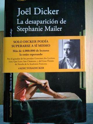 la desaparición de S. Mailer
