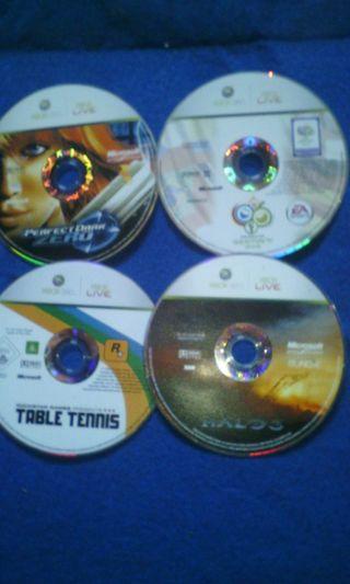 vendo 29 juegos xbox360