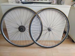 Llantas bicicleta 700