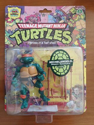 Tortuga Ninja Michelangelo