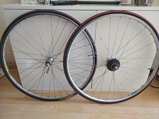 Llantas bicicleta MAVIC