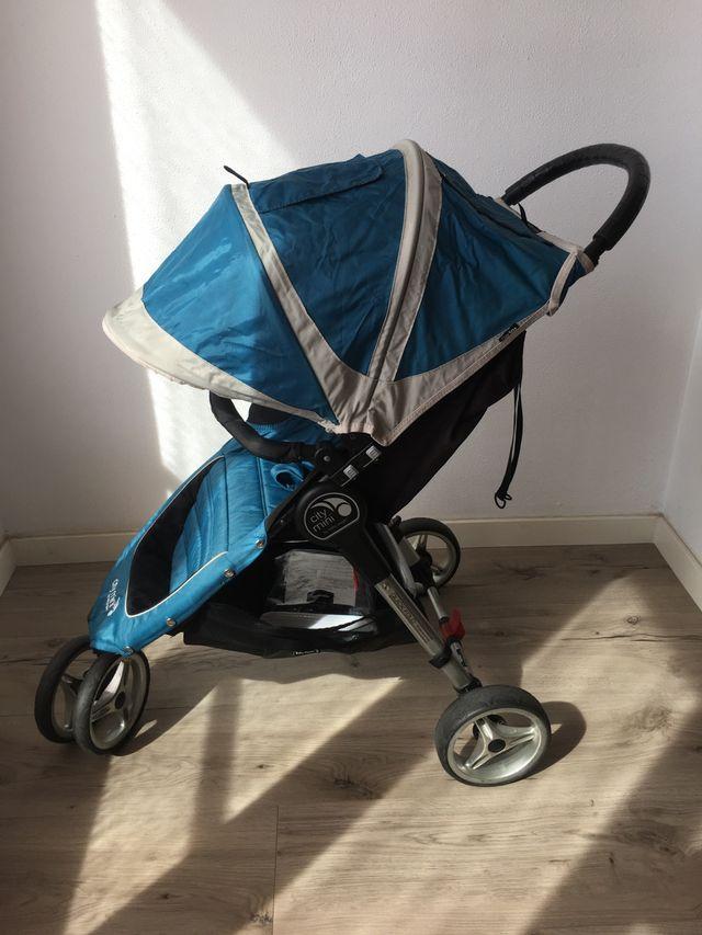 Baby Jogger City Mini 3 Capazo De Segunda Mano Por 200 En