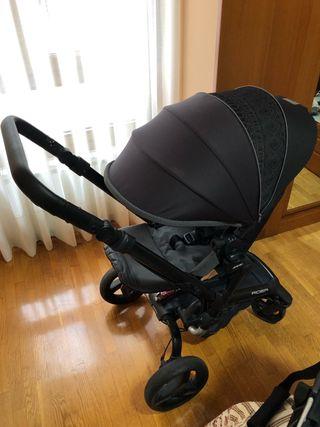 URGE!Cochecito silla dos piezas jane rider 2016