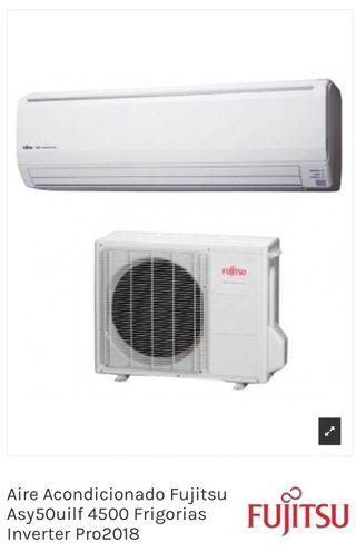 Aire acondicionado fujitsu Split 4500 frig
