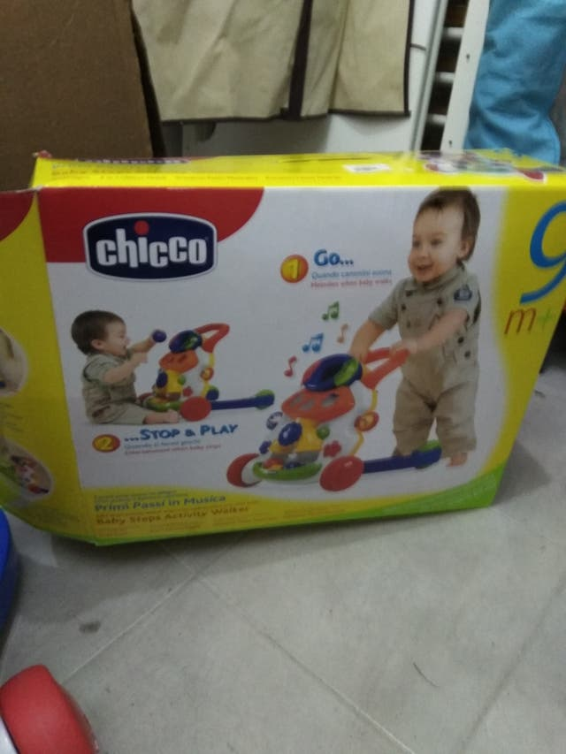 Andador bebé Chicco