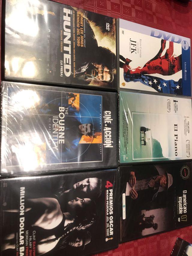 DVD VARIOS