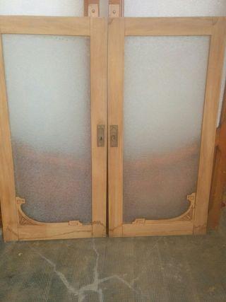 Puertas pequeñas