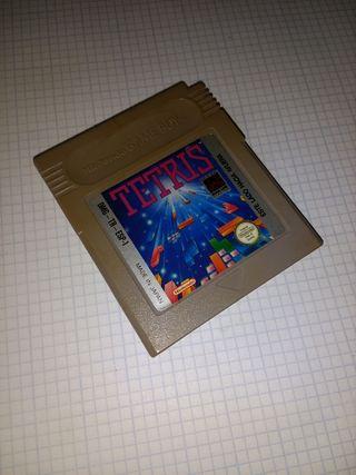 vendo/cambio Videojuego Tetris Gameboy