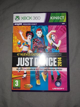JUST DANCE XBOX 360 kinect