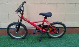 Bicicleta infantil Decathlon BTwin
