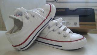 Zapatillas converse talla 22