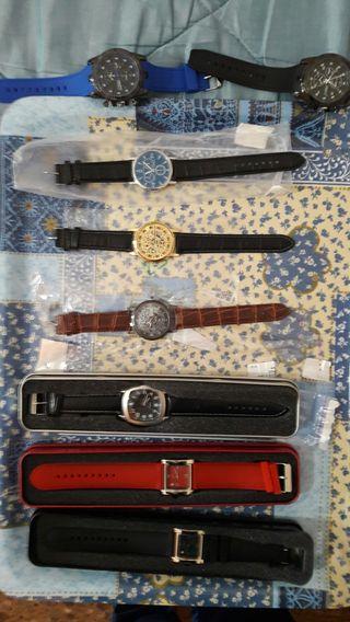 Gran oferta de relojes hombre fashion