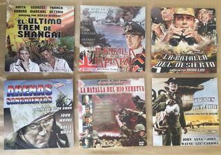Grandes películas del cine bélico