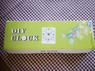 reloj grande de pared adhesivo