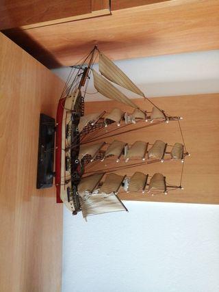 *OFERTON* Maqueta barco Clipper siglo XIX