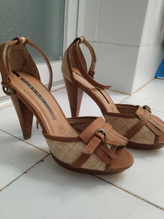 zapatos piel n° 38