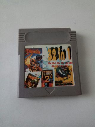 32in1 para Game boy