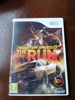 Need for Speed Wii