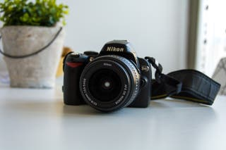Nikon D40 + Nikkor 18-55m