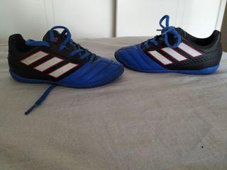 Botas fútbol Adidas número 29