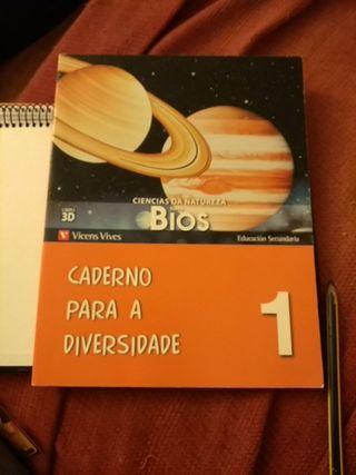 Bios Ciencias da Natureza 1 Eso