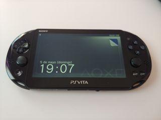 PS Vita + Play 2