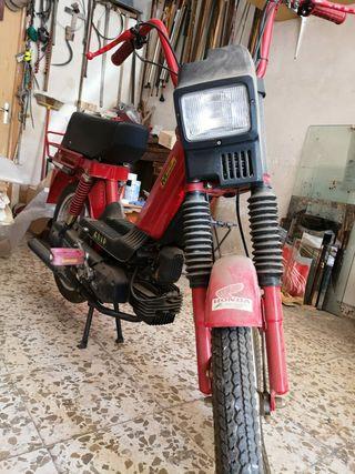 Moto Macal Minarelli