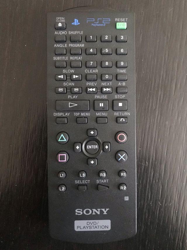 Mando a distancia PS2