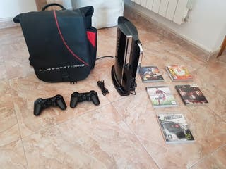 PLAYSTATION 3 Fat 60 gb