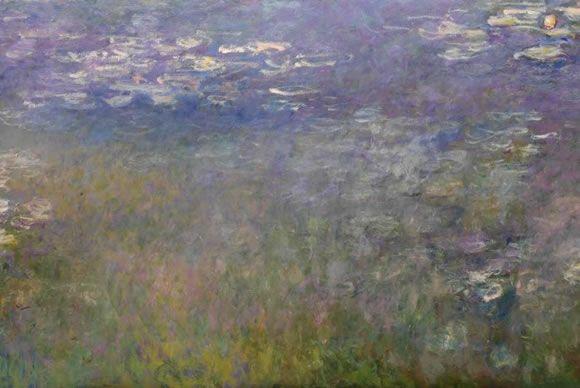 "Cuadro ""Nenúfares"" Claude Monet"