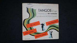 TANGOS DE AYER
