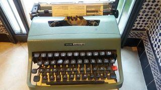 Máquina a escribir