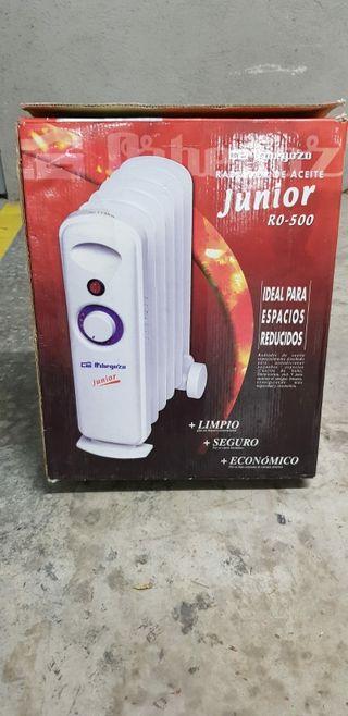 Radiador de Aceite Junior
