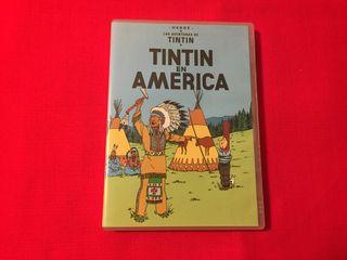 TINTÍN EN AMÉRICA (Dvd)