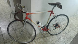 bicicleta clasica restaurada