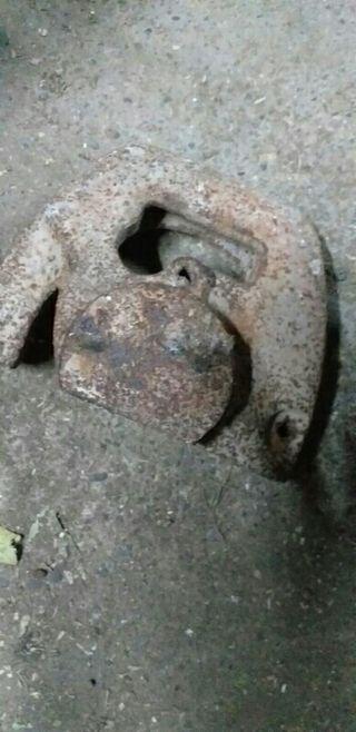 Contrapeso mula mecanica