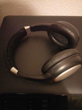 Auriculares inalámbricos con radio