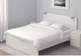 Estructura cama, somier y colchón