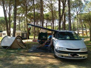 Renault Grand Espace 1999 Camper