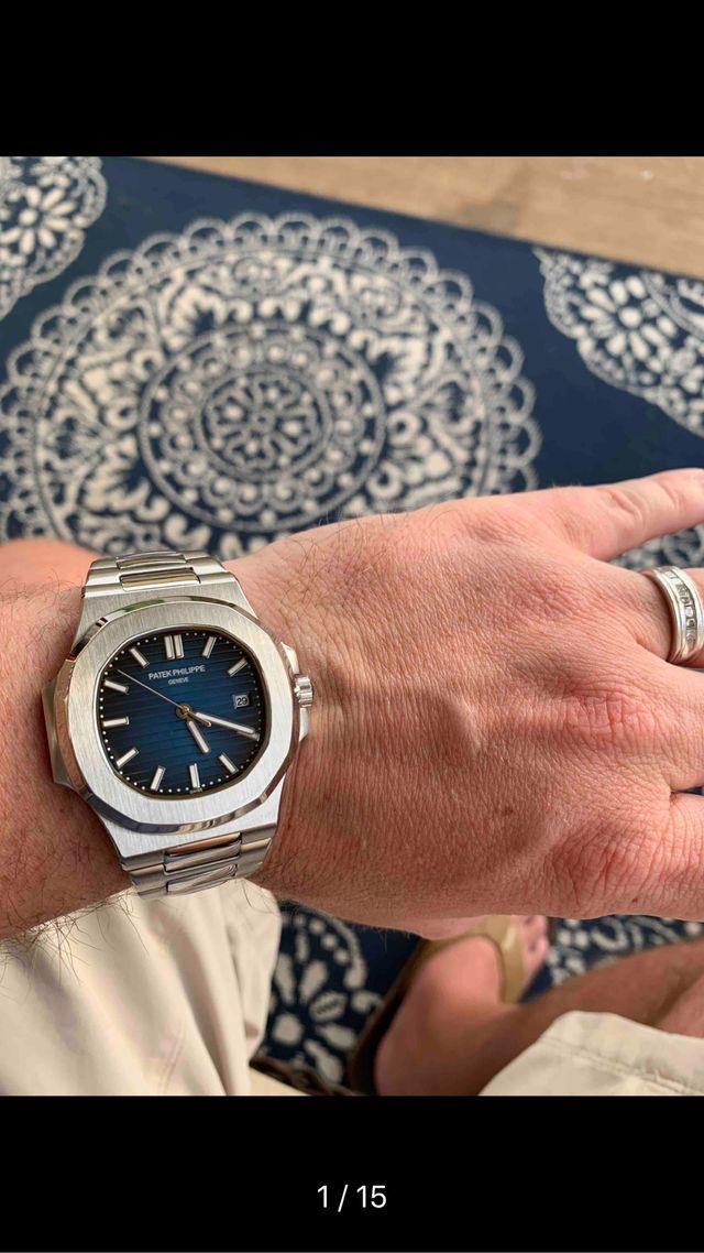 Belle montre automatique