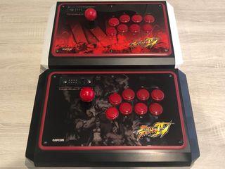 2 Arcade Stick Madcatz TE 1&2 Mod Raspberry PC PS3
