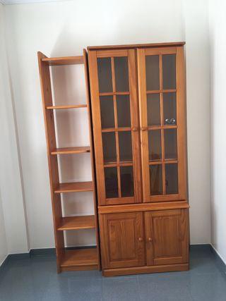 Mueble y estantería