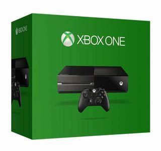 Xbox One (2 años de uso, en perfecto estado)