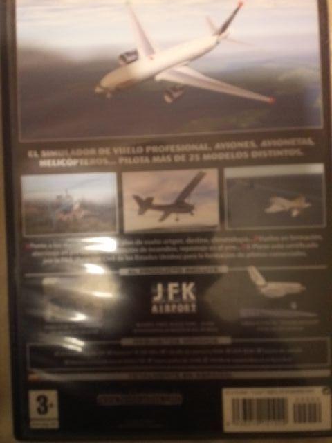 Simulador de vuelo XPlane 7 para PC