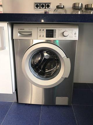Lavadora Bosch, nueva