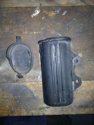 Caja herramientas original Suzuki Djebel