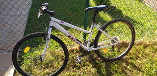 Bicicleta montaña niña talla s